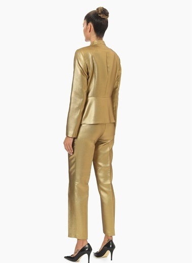 Network Ceket Altın